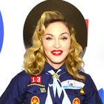 Madonna upomina się o skautów gejów [video]