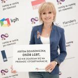"""Kasia z """"13 posterunku"""" sojuszniczką LGBT!"""