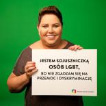 Wellman sojuszniczką LGBT!