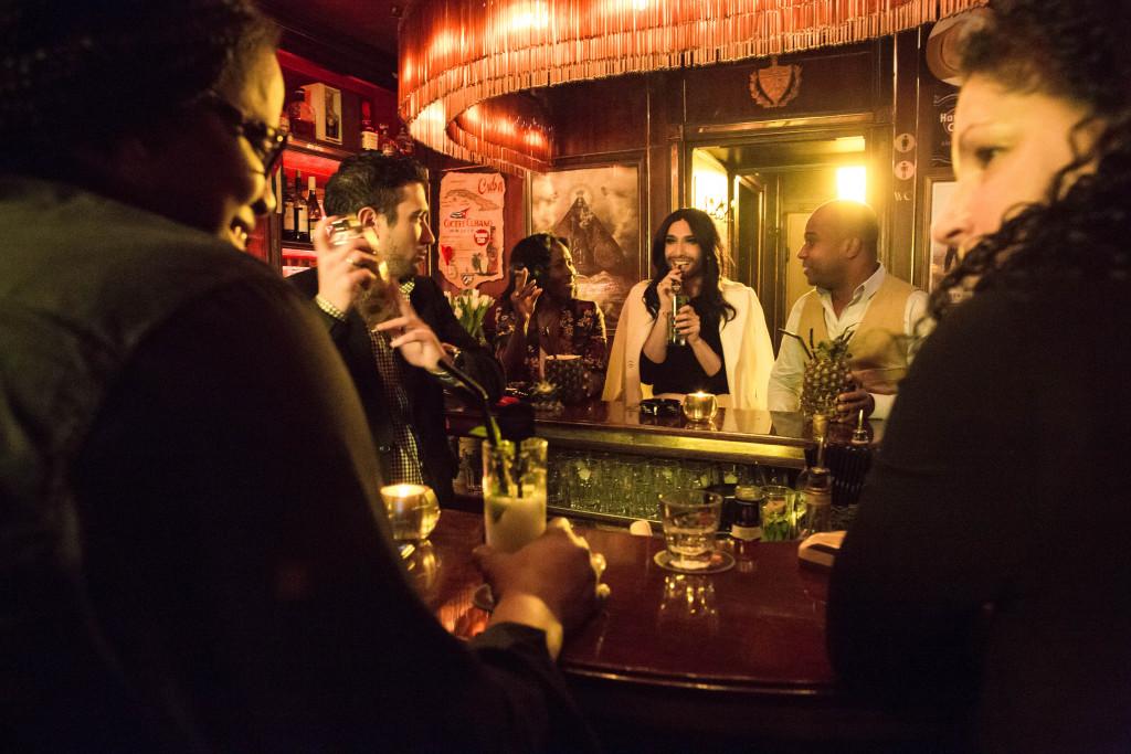 Conchita Wurst_Cuban Mojito Bar_(c) Fehringer-WienTourismus_229