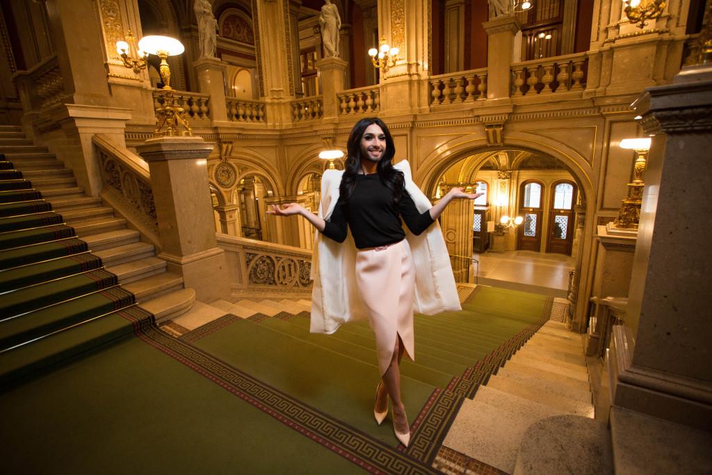Conchita Wurst_Staatsoper (State Opera)_(c) Fehringer-WienTourismus_089